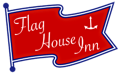 Flag House Inn  Logo